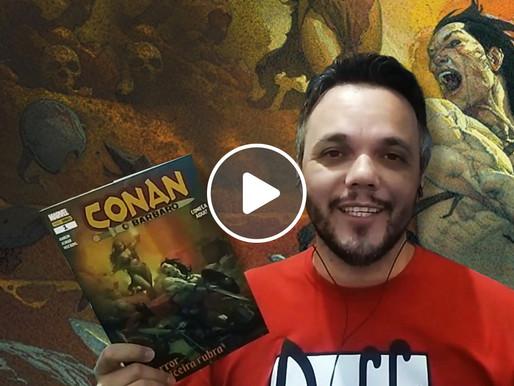 Conan, O Bárbaro #1 (2019)