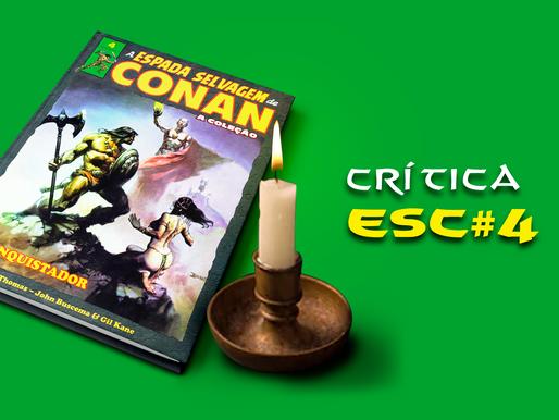 Crítica: A Espada Selvagem de Conan, A Coleção #4