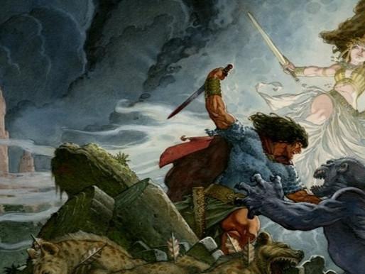 Robert Howard & Conan #7 - A Rainha da Costa Negra