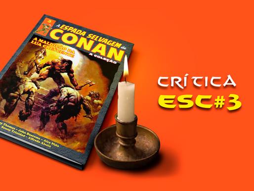 Crítica: A Espada Selvagem de Conan, A Coleção #3
