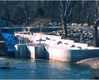 Bosher Dam Fish Passage