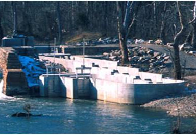 Bosher Dam Fish Passage