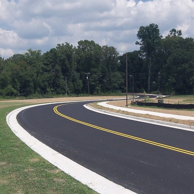 John Tyler Community College Entry Road