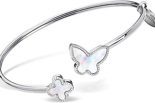 Bracelet papillon Bangle