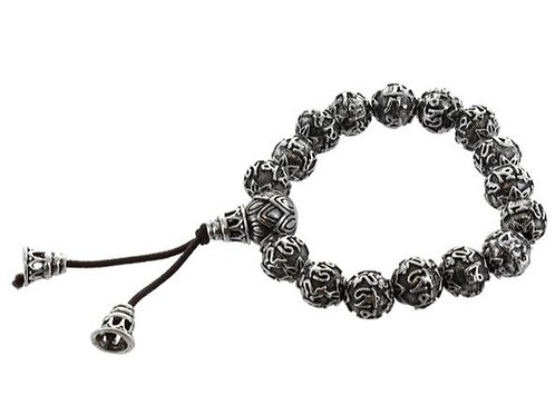 Bracelet tibetain 6 mantras