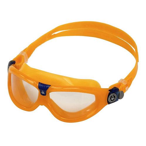 Aqua Sphere Seal Kids Orange Goggles