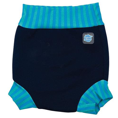 SplashAbout Happy Nappy-Blue Style