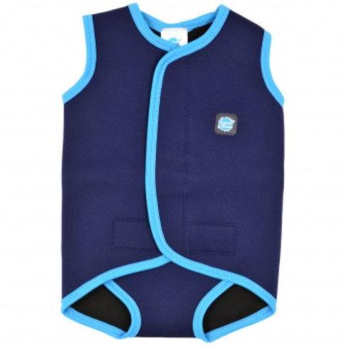 SplashAbout Blue/Turquoise Baby Wrap