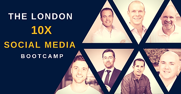 London 10X Social Media Bootcamp - Photo