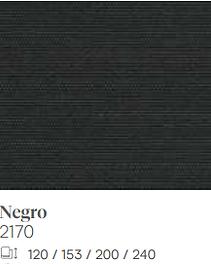 lona sauleda negro