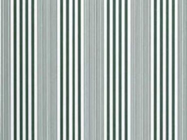 lona para toldos verde listado
