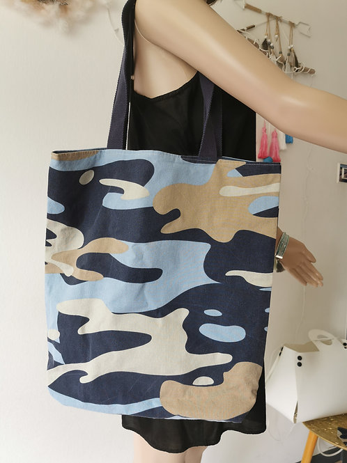 Totebag Camouflage