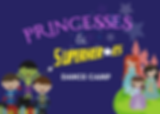 Princess Camp 2019 - Website cover - sho