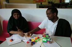 First Somali Volunteer