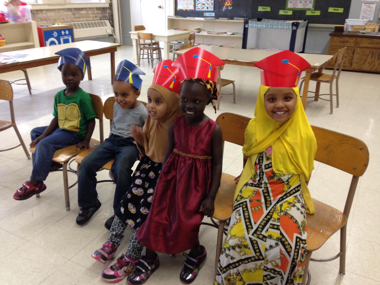 Preschool program!