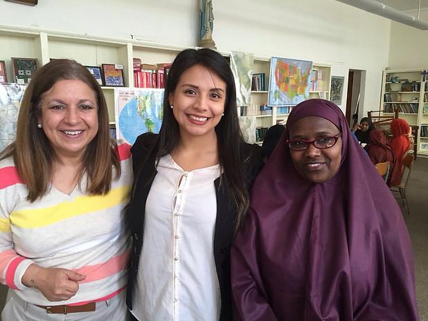International College Volunteers!