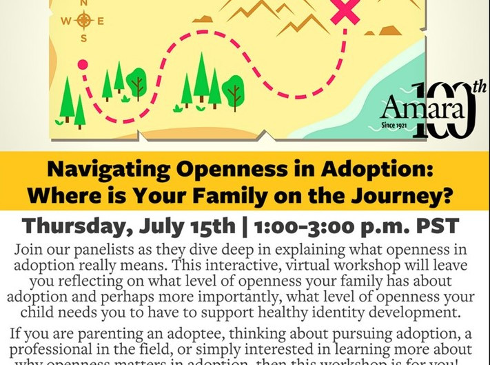 How any adoptive family can have an open adoption (yes even yours)