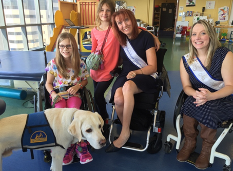 Remembering Casey Schaeffer, Ms. Wheelchair Kentucky 2015