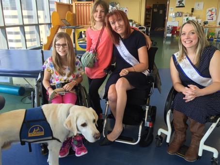 Remembering Casey Schaeffer, Ms. Wheelchair Kentucky 2015