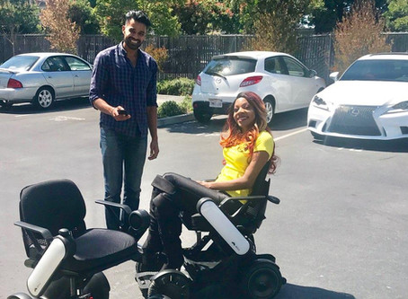WHILL Personal Electric Vehicles Visit