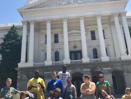 Ms. Wheelchair CA 2018 Blog - Disability Capitol Action Day 2018