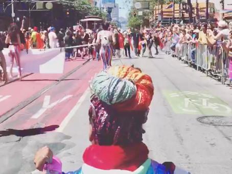 SF Pride Week