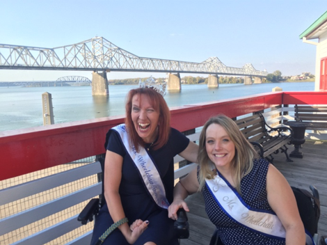 Casey takes Alette on a tour of Kentucky.