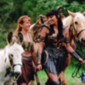 Xena: Warrior Princess, lucy lawless, Gabrielle, Renee O'Connor