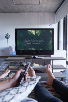 smart-tv-mockup-featuring-a-barefoot-cou