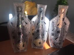 Упаковка для перевозки бутылок