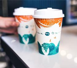 Пена кафе