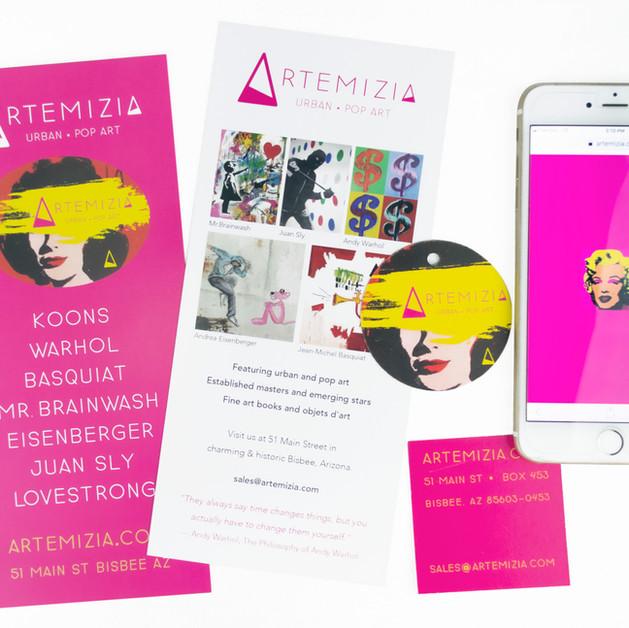 Artemizia | Urban and Pop Art Gallery