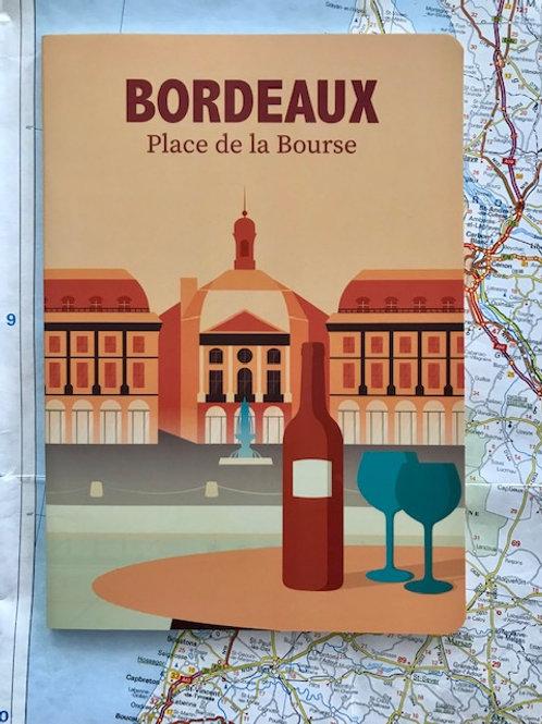 Cahier Bordeaux Place de la Bourse