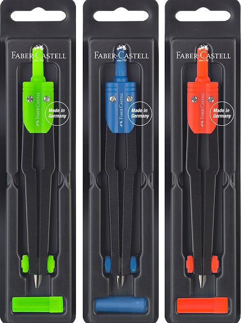 Compas scolaire Faber Castell