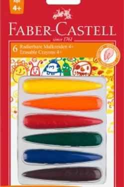 Craies de coloriage à la cire Faber Castell