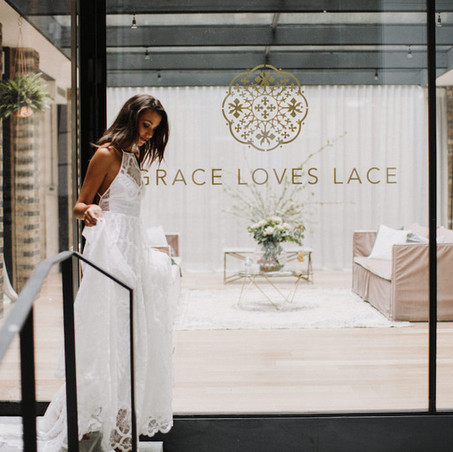 GRACE LOVES LACE SHOWROOM