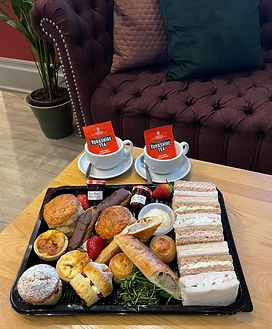 George Wright Mother's Day Afternoon Tea
