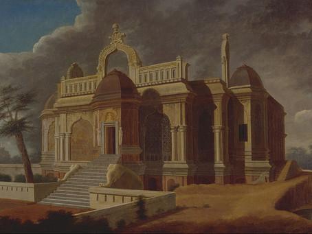 A Memory in a Mausoleum