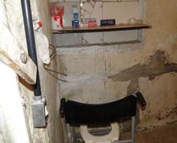 Rogério banheiro - antes