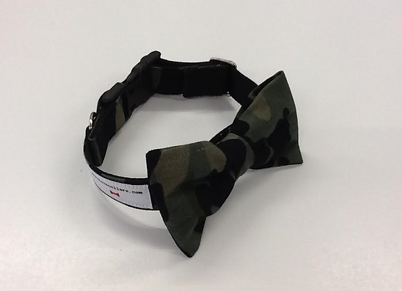 Combat Bow Tie Collar