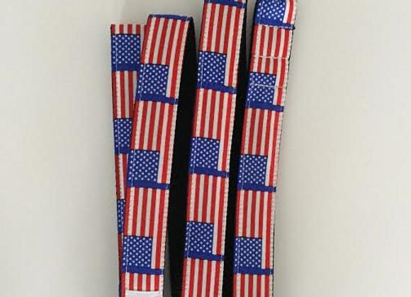 American Flag Print Lead