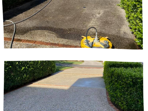 High-Pressure Cleaning vs. Soft Washing. What's the Difference?
