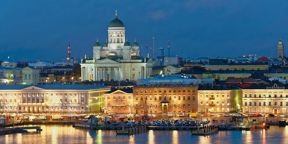 GBL Alliance Spring Conference Helsinki!