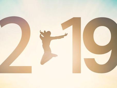 Vibrações de 2019 - O Ano da Liberdade, Conexão e Comunicação