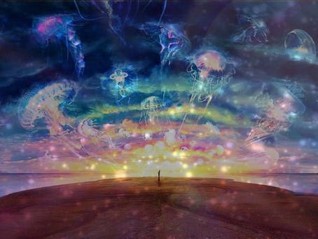 Elevação constante de atividade fotônica: reconhecendo o ego e criando magia