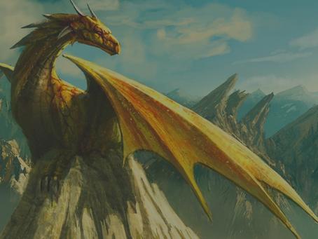 Os Dragões de Gaia - Guardiões da Sabedoria Sagrada