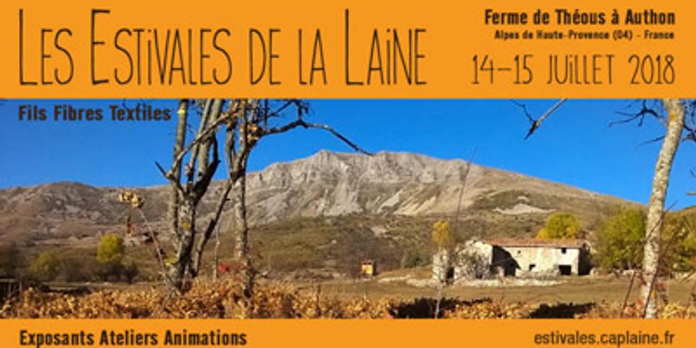 Les Estivales de la laine (Alpes de Haute-Provence)
