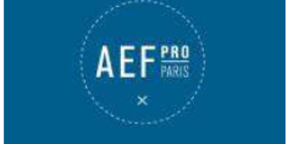 COULEURS VEGETALES  à l'AEF PRO PARIS