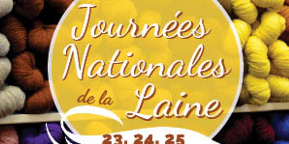 Journées Nationales de la laine - ANNULE