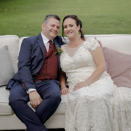 Neil and Michelle's - Villa Maria Wedding